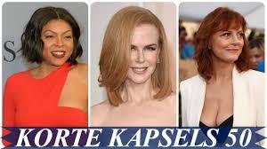 Leer Alles Over Korte Kapsels 2018 Kapsels Halflang Haar