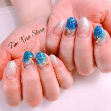 Kiraさんのインスタグラム写真 Kirainstagram海ネイル 長野市