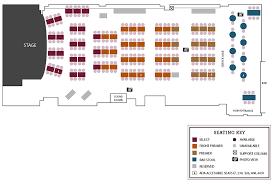 City Winery Seating Chart Boston City Winery