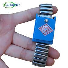 Cordless <b>Bracelet</b> Metal <b>Antistatic</b> Wireless <b>Anti Static ESD</b> ...