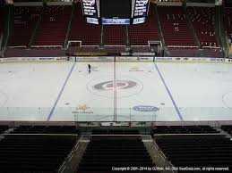 Pnc Arena View From Club Level 220 Vivid Seats