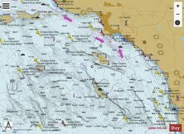 San Diego To Santa Rosa Island Marine Chart Us18740_p1893