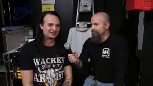 Kissin' Dynamite | Jim Müller | Interview | Stadium Rock | Europe ...