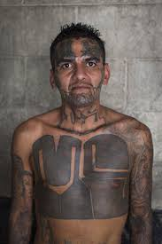 5prison Guarded By Gang Colour Photography Portraits Chicano