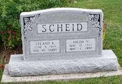 Hilda Robertson Scheid (1913-1992) - Find A Grave Memorial