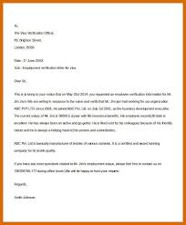 10 11 Work Verification Letter Modernbioresumes Com