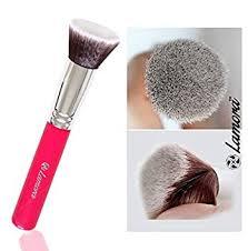 make up brush foundation kabuki flat top perfect for blending liquid cream or flawless