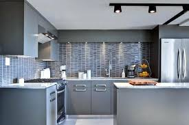 grey kitchen backsplash kitchen tile designs in the modern kitchen with grey colour theme complete with