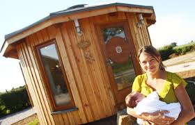 the eco pod designed to help the world live round launches in cheshire