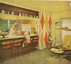 Mid Century Kitchen Kitchen Magazines Mid Century Kitchen Better Homes Gardens Oct
