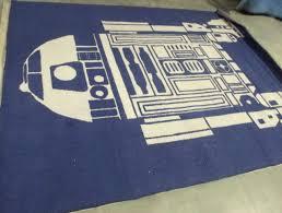 star wars area rug costco
