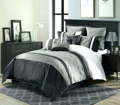 black and white comforter sets full black bed sheets full bedroom bedding for queen size bed black and white