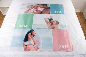 photo duvet cover personalised