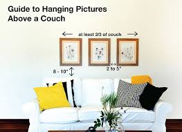 via utrdecorating  on wall art hanging height with tomorrow s treasures blog proper height for hanging your art