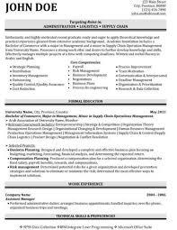 most effective resumes most effective resume template resume