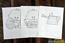 Throughout the year, it's important to have different seasonal themed lesson plans on a variety of subjects to teach your children at home or when teaching preschoolers and kindergarten kids in the classroom. Free Spring Coloring Pages