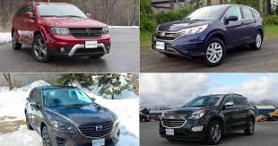 <b>Top</b> 10 <b>best</b>-<b>selling</b> CUVs and SUVs <b>of 2015</b> | Driving