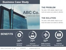 Case Study Template 11 Professional Use Case Powerpoint Templates To Highlight Your