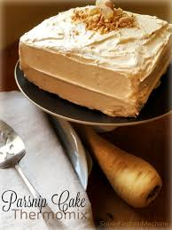 Parsnip Cake Recipe Our New Fave For Every Occasion Thermomix