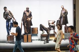 Burberry Design District Burberry To Invest Heavily In New Stores In China As