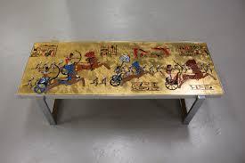egyptian coffee table writehookstudio