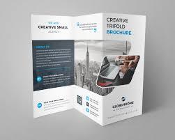 Minsk Professional Creative Tri Fold Brochure Design 001691