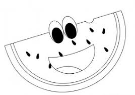 Small Picture Cartoon fruits coloring pages Crafts and Worksheets for