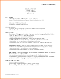 Qualification Section Of Resume Resume Qualifications List