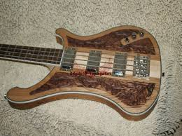 4 String Bass Guitar Chords Chart Custom 4003 Bass 4 String Bass Guitar Wood Manual Sculpture Electric Bass Colored Vos Speical Offer Made In China A1119 Bass Guitar Chords Chart