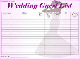 guest book template free 28 images of wedding mailing list template tonibest com