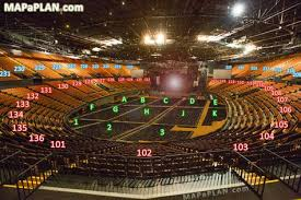 La Forum Concert Seating Chart View From Section 202 Row 1 Seat 2 Virtual Interactive