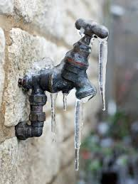 Afbeeldingsresultaat voor frozen water pipes