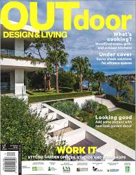Outdoor Design And Living Magazine Outdoor Design & Living Magazine  Subscription Magshop