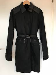 winter coat prada italian size 42