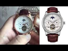 5$ <b>Lige Luxury Automatic Mechanical</b> Moon-phase Watch - YouTube