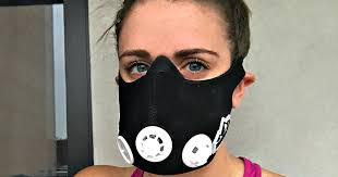 workout face mask