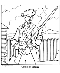 Printable Military Coloring Sheets For Kids 019