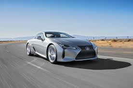 2018 Lexus LC Reviews and Rating | Motor Trend