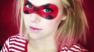 ladybug makeup kid the image kid has it