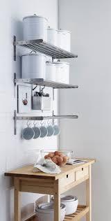 ikea kitchen grundtal wall organizer
