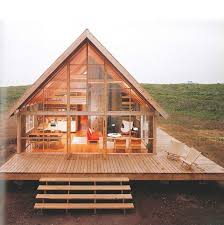 Best 25+ A Frame House Kits Ideas On Pinterest | Wooden Cabins ...