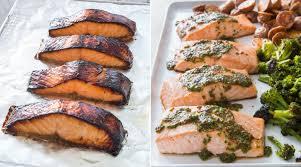 Salmon Temperature Chart Americas Test Kitchen On Cooking Wild Vs Farm Raised Salmon