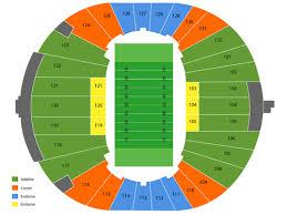 Liberty Bowl Interactive Seating Chart Viptix Com Liberty Bowl Memorial Stadium Tickets