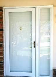 replacing a storm door storm door replacement glass doors in st pro via broken pella storm door lock install storm door screen