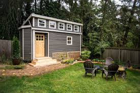 tiny house seattle. A Backyard Tiny Home In Seattle, Washington. House Seattle