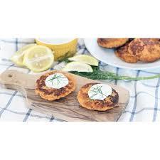 Paleo Tuna Recipe Croquettes with Lemon ...