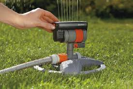 Image result for type of lawn sprinkler system