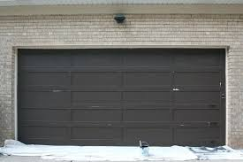 painting garage the tips and tricks to painting a garage door painting garage walls black
