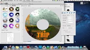 How To Make Your Own Cd Label On Mac Iwinsoft Label Maker Youtube