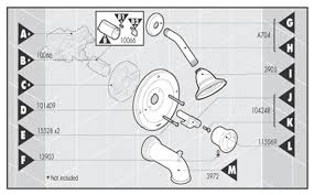 share moen shower tub shower faucet